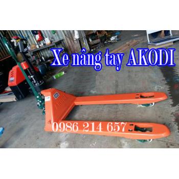 Xe nâng tay thấp Akodi 3 tấn