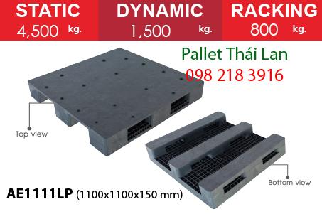 Pallet nhựa chịu tải