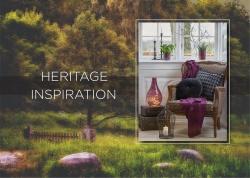 Bộ bình trang trí - Heritage