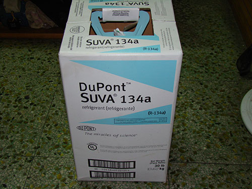 Gas lạnh 134a DuPont