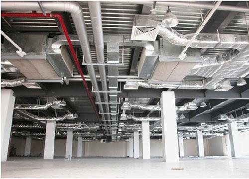 Hệ thống thông gió tòa nhà
