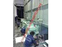 Hệ thống xử lý hóa chất phun