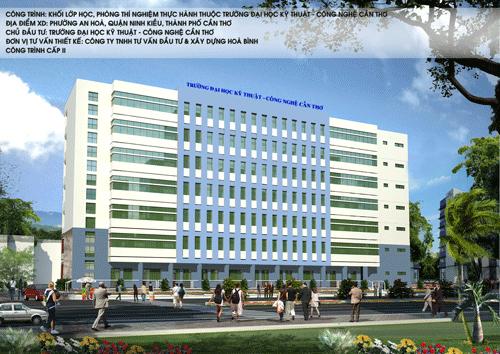 Trường đại học K&#7929 thu&#7853t - CN Cần Thơ