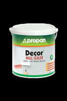 Propan decor wall sealer