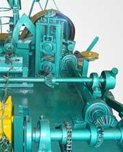 Máy sản xuất kẽm gai