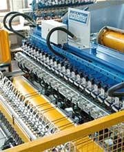Máy sản xuất lưới thép hàn