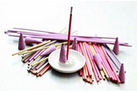 Hương liệu sản xuất nhang