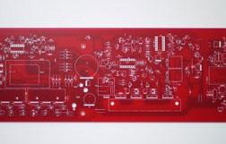 Board mạch điện tử cho hệ thống lưu điện