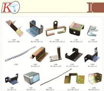 Pát sắt hộp ray