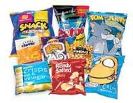 Túi đựng snack