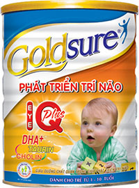 Goldsure phát triển trí não IQplus