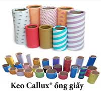 Keo Callux ống giấy