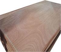 Ván Veneer gỗ Okume
