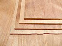 Ván Veneer gỗ tràm