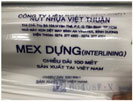 Mex keo dựng