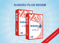 Giấy Photocopy Subaru Plus 80gsm