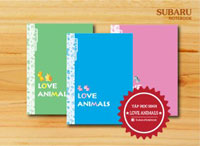 Tập Love Animals