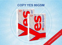 Giấy Photocopy Copy Yes 80gsm