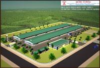 Nhà máy sản xuất phân bón