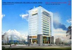 Văn phòng công ty Thành Trang