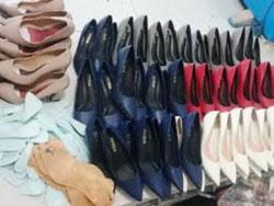 Gia công giày nữ