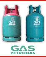 Bình gas Petronas 12kg