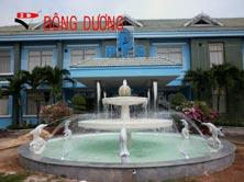 Hệ thống phu nước công ty thép lá Phú Mỹ