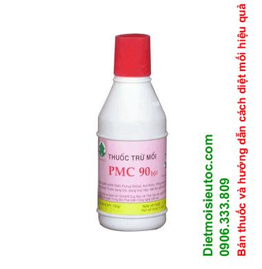 Thuốc lây nhiễm diệt mối PMC 90