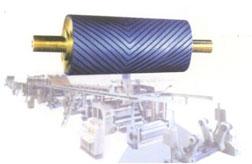 Trục đẩy động chuyên dùng cho dây chuyền sản xuất giấy
