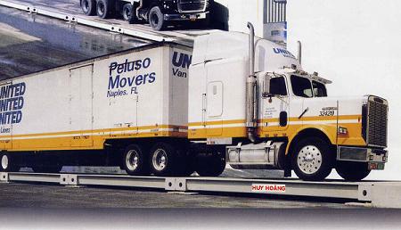 Cân ô tô xe tải