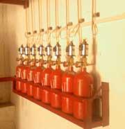 Hệ thống chữa cháy tự động C02