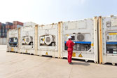 Dịch vụ sửa chữa container lạnh