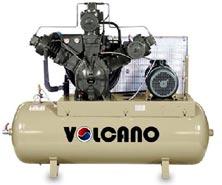 Máy nén khí Piston volcano không dầu