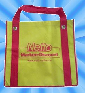 PP non woven bag NETTO