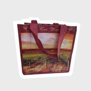 Túi vải không dệt đựng rượu