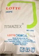 HDPE lnj Hl1600 Lotte Titan