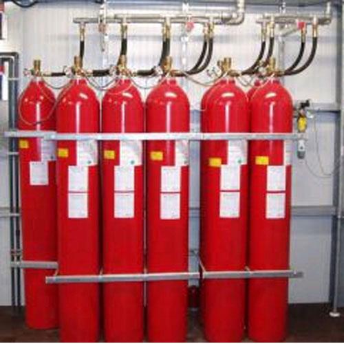 Hệ thống chữa cháykhí CO2