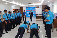 Đào tạo huấn luyện vệ sỹ