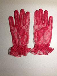 Găng tay cô dâu