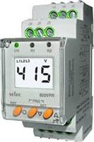 Rơ le bảo vệ điện áp