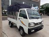 Vận chuyển hàng hóa bằng xe tải nhẹ
