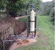 Máy xử lý nước sông