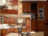 Tủ bếp gỗ