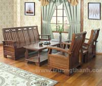 Bộ sofa gỗ