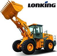 Xe xúc lật Lonking