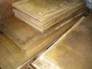 Đồng vàng dạng tấm