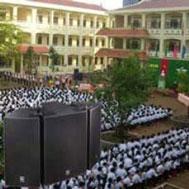 Nhà thờ - Trường học