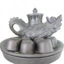 Bình trà rồng