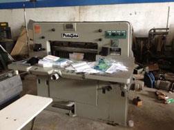 Gia công cắt xén giấy