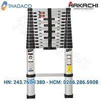 Thang nhôm rút gọn Hakachi HT 410